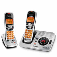 Uniden DECT1580-2 DECT 6.0 Cordless Digital Answering System