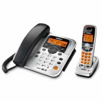 Uniden DECT1588 DECT 6.0 Digital Answering System