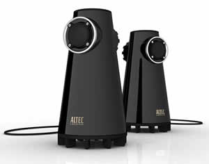 Altec Lansing Expressionist BASS PC Speakers