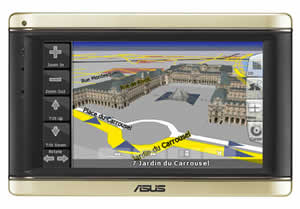 Asus R700 Personal Navigation Device