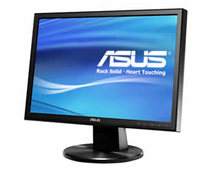 Asus VW193T Widescreen LCD Monitor