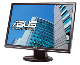 Asus VW223T Widescreen LCD Monitor