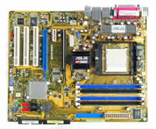Asus A8R-MVP ATI CrossFire Xpress 1600 Motherboard