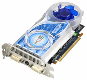 HIS H467QT512P HD 4670 Video Card