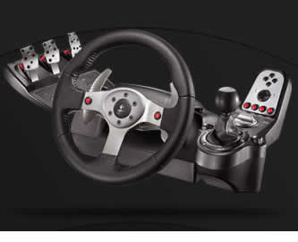 Logitech 963416-0403 G25 Racing Wheel