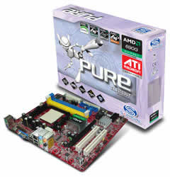 Sapphire PE-AM2RS690MH PURE Element 690G Motherboard