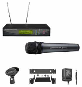 Sennheiser ew 345 G2 RF Wireless System