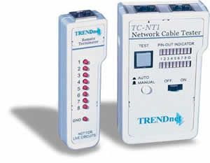Trendnet TC-NT1 Professional Network Tester