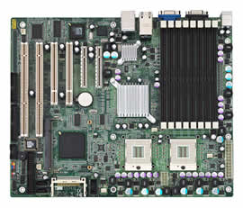 Tyan Tiger i7520SD S5365 Motherboard