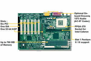 Tyan Trinity 371 S1857 Motherboard