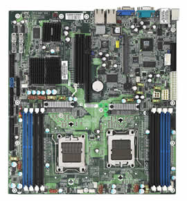 Tyan Thunder n3600R S2912 Motherboard