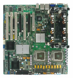 Tyan Tempest i5000PW S5382 Motherboard