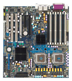 Tyan Tempest i5000XT S2696 Motherboard