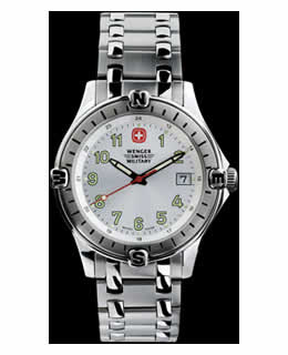 Wenger 79928 Traveler Military Watch