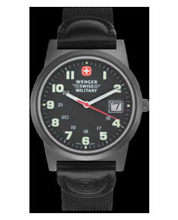 Wenger 72915 Classic Field Military Watch