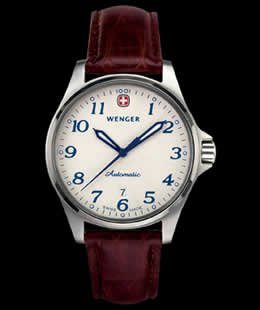 Wenger 72760 TerraGraph Automatic Watch