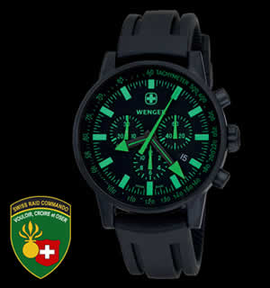 Wenger 70891 Swiss Raid Commando Watch