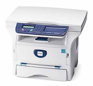 Xerox Phaser 3100MFP Multifunction Printer