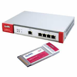 ZyXEL ZyWALL5UTM Internet Security Appliance
