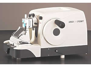 Leica RM2125 RT Manual Rotary Microtome