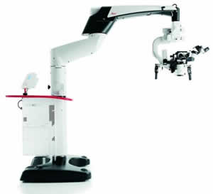 Leica M525 MS3 Surgical Microscope