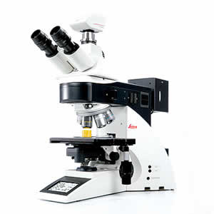 Leica DM4000 M Research Microscope