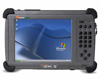 TabletKiosk Getac 840XT Tablet PC