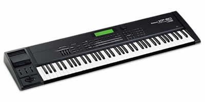Roland XP-80 Music Workstation