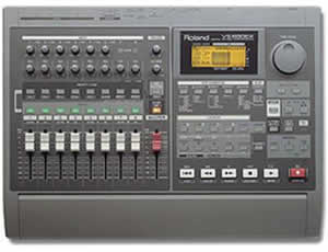Roland VS-880EX Digital Studio Workstation
