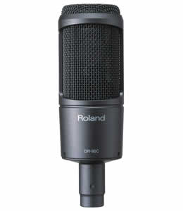 Roland DR-80C Microphone