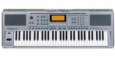 Roland EXR-5 Interactive Arranger Keyboard
