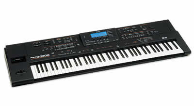 Roland G-1000 Arranger Workstation