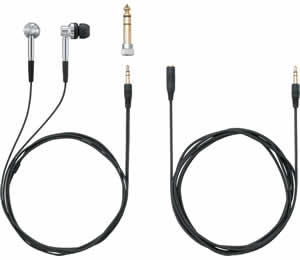 Roland RH-iE3 In-Ear Headphones