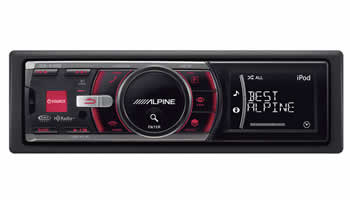 Alpine iDA-X300 Digital Media Receiver