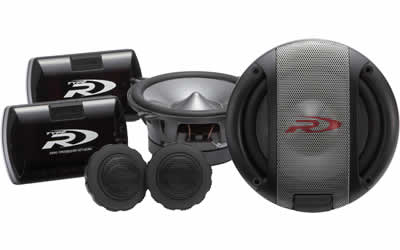 Alpine SPR-13S 2-Way Speaker