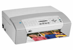 Brother MFC-250C Color Inkjet Multi-Function Center