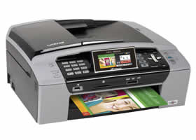 Brother MFC-490CW Color Inkjet Multi-Function Center