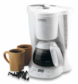 Cuisinart Automatic Grind And Brew Coffee Maker User Manual : Cuisinart DGB-300 10-Cup Automatic Grind Brew Coffeemaker User Manual