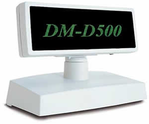 Epson DM-D500 Customer Display