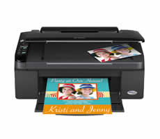 Epson Stylus NX100 All-in-One Printer