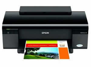 Epson WorkForce 30 Ink Jet Printer