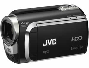 jvc everio video camera manual