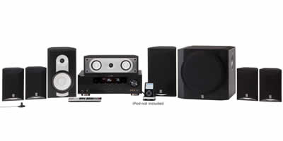 Yamaha YHT-791 Home Theater System