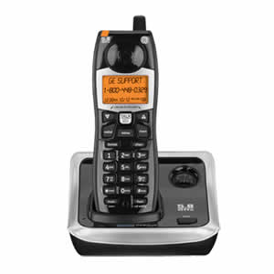 GE 25922EE1 Cordless 5.8GHz Expandable Handset Phone