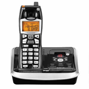 GE 25942EE1 Cordless 5.8GHz Expandable Handset Phone