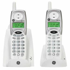 ge 27831ge2 cordless 2 4ghz dual handset phone user manual rh generalmanual com