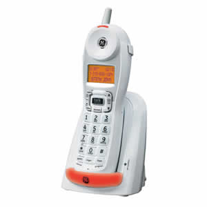 GE 27906GE1 Amplified Cordless Phone