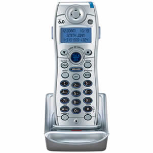 GE 28110EE1 DECT 6.0 Digital Interference Free Accessory Cordless Phone
