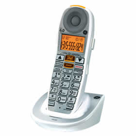 GE 29110AE1 DECT 6.0 Cordless Handset Speakerphone System