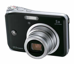 GE A1250 Digital Camera User Manual
